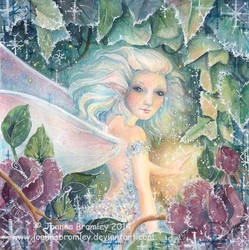 Snowflake Fairy by JoannaBromley