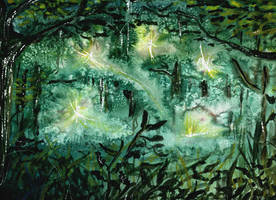 Will 'o' the Wisp by JoannaBromley