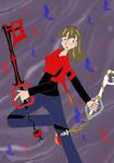 Vye Brante: Keyblade Master by Vye-Brante