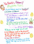Pokemon Y Egglocke Rules by Vye-Brante