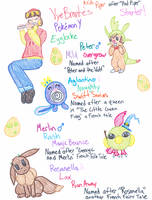 Pokemon Y Egglocke Part 1 by Vye-Brante