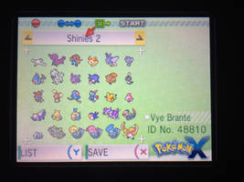 Completed Shiny Box 2 by Vye-Brante