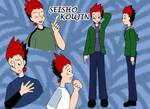 SP Character: Seisho Koujin by Vye-Brante