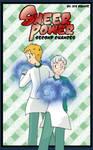 Sheer Power Book 2 Cover by Vye-Brante