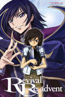 Code Geass: Lelouch of the Rebellion by gur40