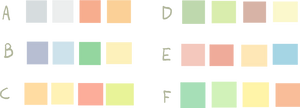 Color Schemes 2 -Free to Use- by Smushey