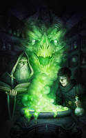 Dragonlyst by AlexRaspad