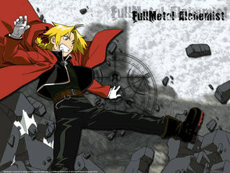 FMA Hype -Wallpaper- by yueki