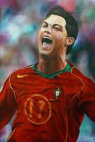 Cristiano Ronaldo by felixdasilva