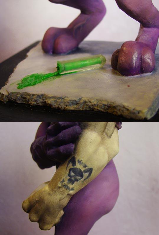 Roughneck Rabbit VI by felixdasilva