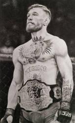 Conor McGregor by felixdasilva