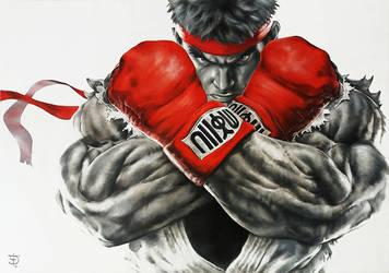 Street Fighter by felixdasilva