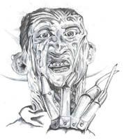 Freddy Krueger by felixdasilva