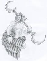 Angel by felixdasilva