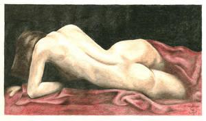 Un desnudo a color by felixdasilva