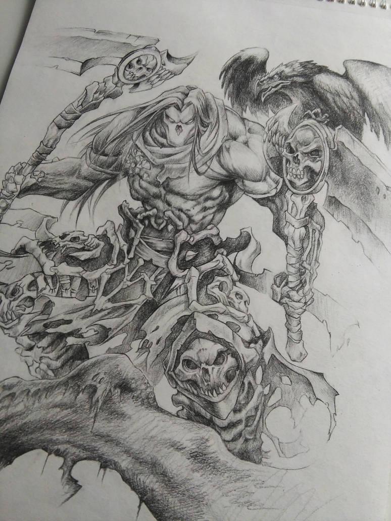 Darksiders by felixdasilva