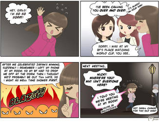 Razzle-Dazzle 6:Long Dinner 3 by maru-