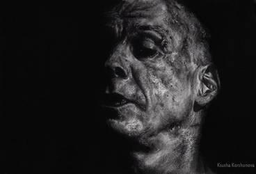 Till Lindemann Rammstein by korshunovak