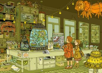 Storehouse by labirynt