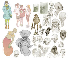 sketches 2 by labirynt