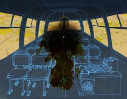 bus ghost by labirynt