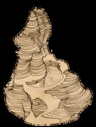 mountain by labirynt