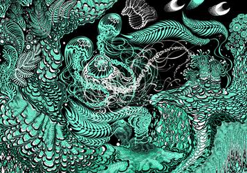underwater by labirynt