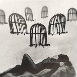 Cage by Menoevil