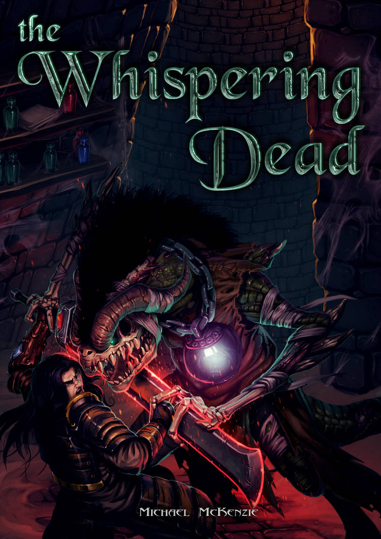 The Whispering Dead by ValorB