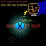 X Button Awareness Entry by ShiningWolfFang