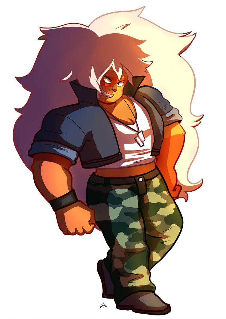 Haven't drawn jasper in while, but i'm glad i did (:.
