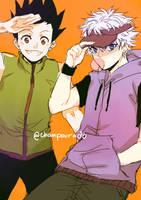 Best Duo by sehika