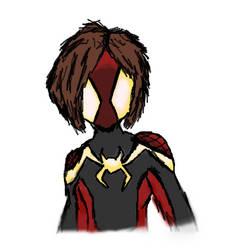 The Sensational Agent Spider by Serkel