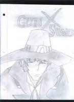 Van From Gun X Sword by artboy70