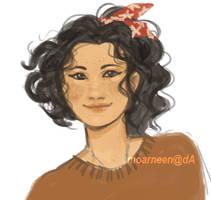 Diana by moarneen