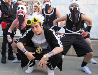 Guzma Cosplay by Coffeeandspiders