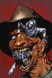 Freddy vs Jason vs Ash by robtlsnyder