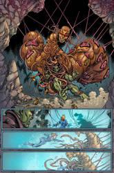 Justice League Dark by robtlsnyder