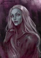 Dark Ages: Malkavian by LacticWanda
