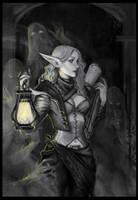Commission: Estri by LacticWanda