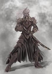 AC: Armor of the Vassal by SaneKyle