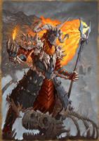 The Iron Synarchy: Knar by SaneKyle
