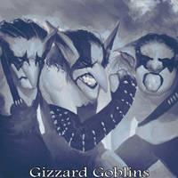 Goblinaz, Gobbath and Gorgh by SaneKyle
