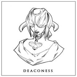 Deaconess by SaneKyle