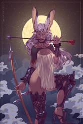 Moonlight, Be My Huntress by SaneKyle
