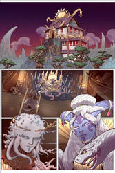 Eldritch Engines Issue 5 Page 1 by SaneKyle