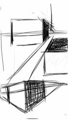 Perspective sketch by phoenixcrash