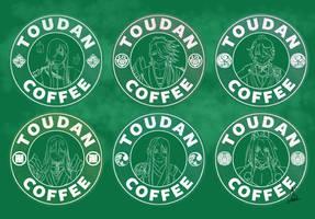 Toudan Coffee - Miyabi Set by AlaudeSketchbook