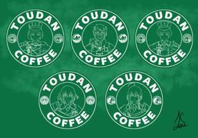 Toudan Coffee - AWT48 Set 1 by AlaudeSketchbook
