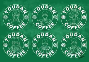 Toudan Coffee - AWT48 Set 2 by AlaudeSketchbook